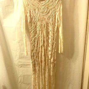 H&M lace gown